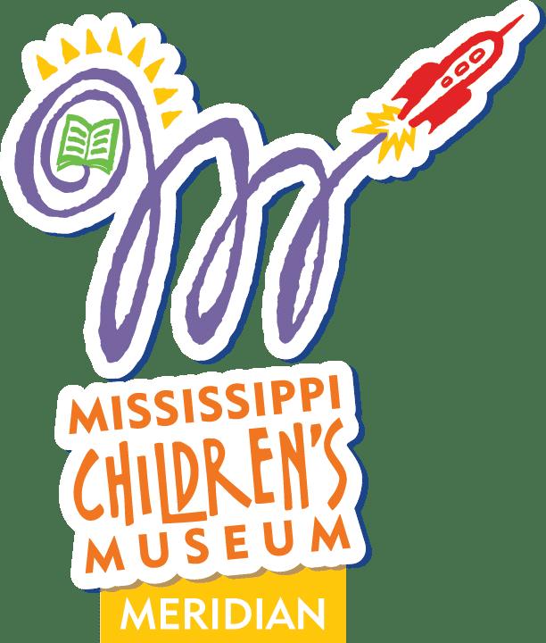 Mississippi Children's Museum Logo Meridian