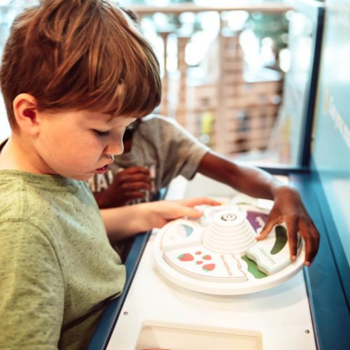 Wonder of Wellness at the Mississippi Children's Museum