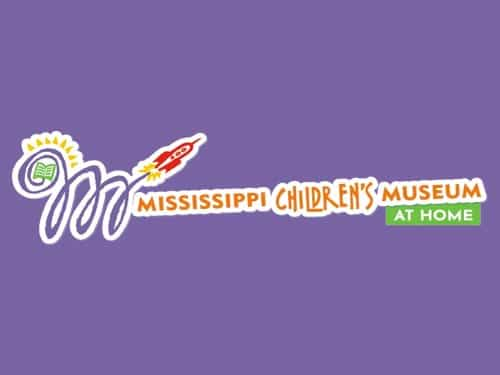 MS Children's Musuem Covid-19 Purple Graphic