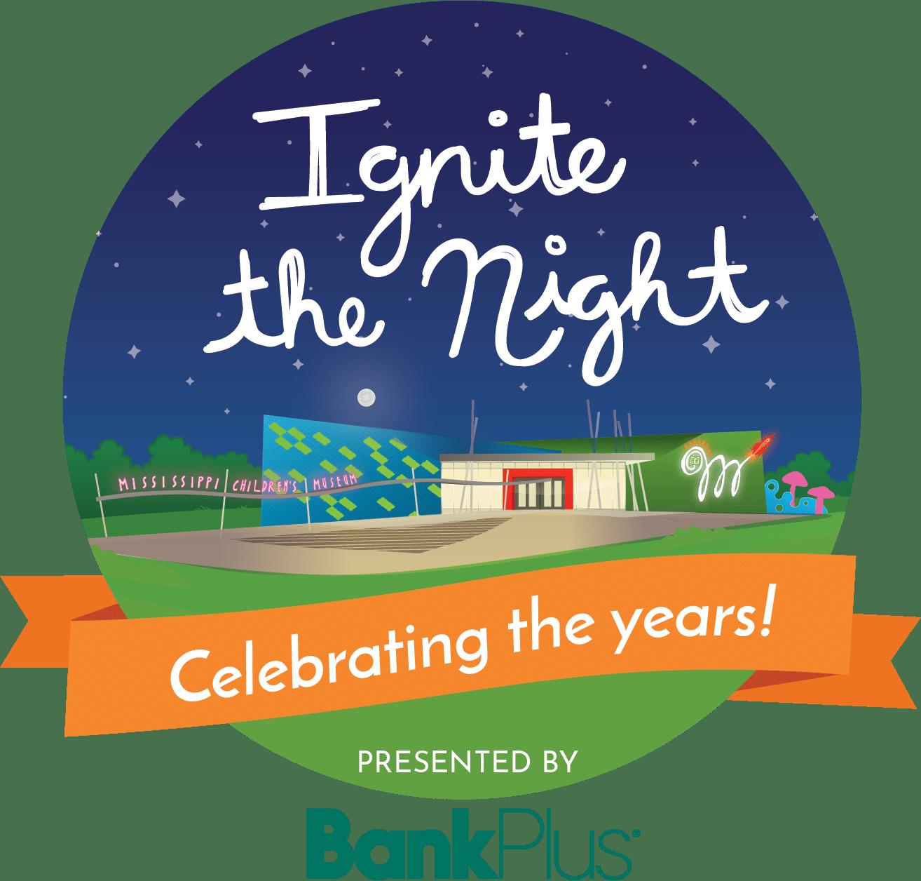 Ignite the Night Logo