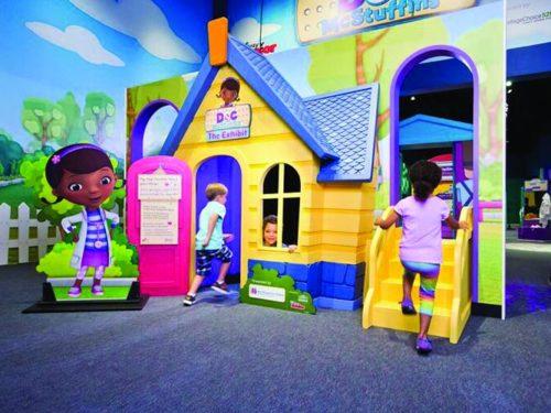 Doc McStuffins Playground