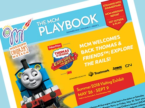 MCM Welcomes Back Thomas & Friends Explore the Rails